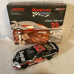 KEVIN HARVICK #29 Snap-On Action 1/24 2004 Monte Carlo Diecast Nascar
