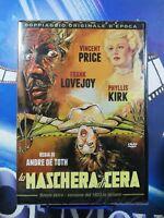 LA MASCHERA DI CERA  DVD *A&R*nuovo