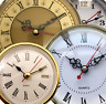 Insert clock quartz movement, various sizes, 65mm -130mm diameter, UK stock