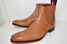 Bauhaus Hunger Tan  Chelsea by Jeffery West RRP £300 - UK 8.5 - Clearance!