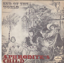"""APHRODITE'S CHILD - end of the world / you always stand in my way 7"""""""