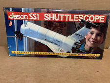 Rare Vintage Jason Ss1 Shuttle Scope Telescope Usa Nasa W/lenses Cib