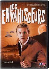 LES ENVAHISSEURS - Intégrale Kiosque -  DVD N°13 - Saison 2 - Ep 8 et 9