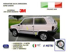 Fiat Panda Vecchia Tuning Modanature adesive per 1100 trekking 4x4 auto in gomma