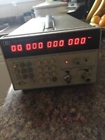 Hewlett Packard Agilent 5342A Microwave Frequency Counter