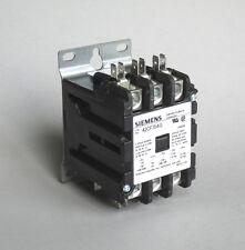 Coates 21001000 Contactor 208-240 V., 50 Amp, 3 Pole, Electric Pool & Spa Heater