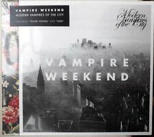 VAMPIRE WEEKEND - MODERN VAMPIRES OF THE CITY (CD, 2013) *NEW/SEALED + SLIPCOVER