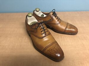 PAUL STUART's Choice Crockett Oxford Grenson Masterpiece Shoes Boots Jones US 7