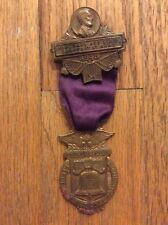1948 Republican National Convention Sergeant At Arms Badge Medal Thomas Dewey