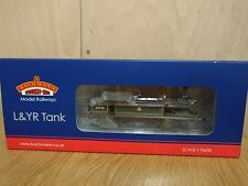 Bachmann 31-167DC L&YR 2-4-2 Tank 50795 BR Black Early Weathered DCC Fitted NEW