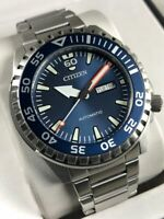 RELOJ Citizen - Marine Sport Automatic - NH8389-88LE