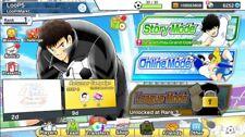Captain Tsubasa Dream Team Globale Starter 6200- 6405 DreamBalls 39xSSR
