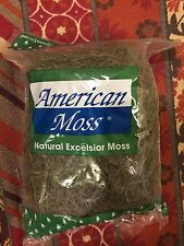 decorative american moss brown and green fibers