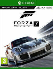 Forza motorsport 7 (Xbox One) tout neuf et scellé - rapide Envoi