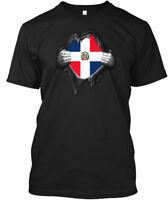 Long-lasting Dominican Republic Flag Hanes Tagless Tee Hanes Tagless Tee T-Shirt