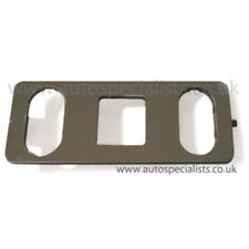 AutoSpecialists Electric Window Switch Cover for Escort Cosworth