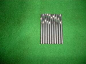 HSS  Extra kurze Spiralbohrer DIN 1897/RN  10 Stück  3,5 mm   Stahl Blech Bohrer