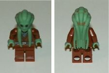 LEGO 8088 - STAR WARS - Kit Fisto - Mini Figure / Mini Fig (Heavy Playware)