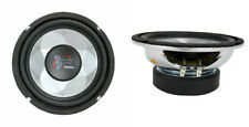 """NEW (2) 6.5"""" Subwoofer Speaker PAIR.4ohm.bass woofers.Replacement.Marine.Boat"""