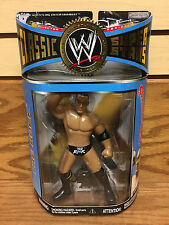 THE ROCK Dwayne Johnson 2007 WWE CLASSIC Wrestling Series 1 Action Figure