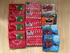 Job Lot of Brand New Paper Napkins - Various Themes