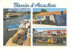 BT8511 Bassin d Arcachon ship bateaux le pochonsi          France