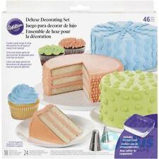 Wilton 46Pc Delux Cake Decorating Set