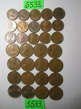 31  x One/Two cent  coins    NEW ZEALAND      60   gms      Mar5533