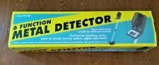 6 Function Metal Detector Finder Md 3005 (#43150) 2.B4