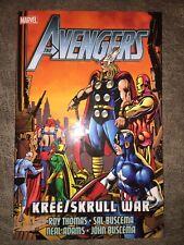 The Avengers Kree/Skrull War