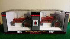 1/16 International 300/400 Farmall  Tractors....NIB...50th Anniversary