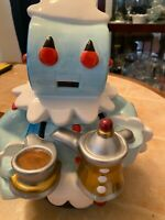 ROSIE THE ROBOT FROM THE JETSONS COOKIE JAR WARNER BROS