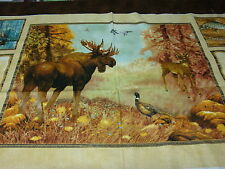 crafts sewing & fabric  MOUNTAIN WOODS 4364 23954 MUL1  cotton SPX FABRICS PANEL