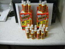 Kickers 80 Hour Energy Spray Vitamin Supplement, Lot of 18 Bottles