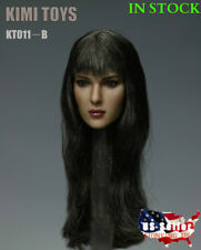 1/6 Monica Bellucci Head Sculpt KT011B For Phicen Hot Toys Female ❶USA IN STOCK❶
