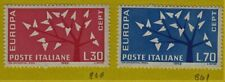 ITALY Stamps Scott 860, 861 MH