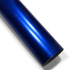 Autofolie metallic Blau hochglänzend 152 cm x 100 cm Luftkanäle