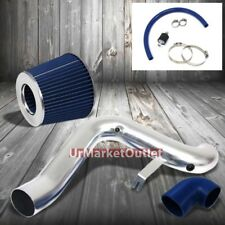 Cold Air Intake Kit Polish Pipe+Blue Filter for Chevy 95-02 Cavalier LS/Z24 2.4L