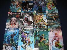 Aquaman 1-57 Complete Run Aquaman Secret Files 2003, Issue 1 million (2003-2007)
