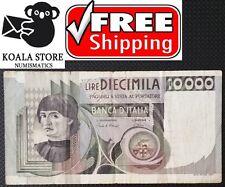 10.000 lire - ITALY - 1976 - FREE SHIPPING WORLDWIDE