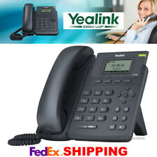 YEALINK SIP-T19P-E2 ENTRY LEVEL 1 LINE IP SIP PHONE PoE TWO PORT 10/100 ETHERNET