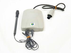 Nintendo 64 N64 VRU Microphone Adapter NUS-020 Only - With Microphone!