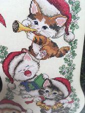 Dimensions Christmas Stocking Snowmen Snapshots Kit 8668 Counted Cross Stitch