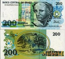 Brésil - Brazil billet neuf de 200 cruzeiros pick 229 UNC