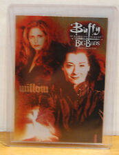 2004 Buffy the Vampire Slayer - Willow Big Bads Foil Promo Card