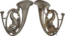 14 - 54 Bataillon de Chasseurs Alpins, insigne d'Amicale, épingle,A.B.P.D.(2014)