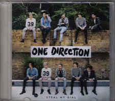 One Direction-Steel My Girl Promo cd single