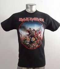 Iron Maiden the trooper men's t-shirt black S new