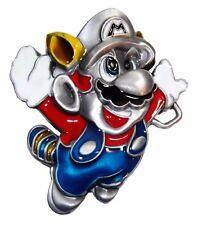 Nintendo SUPER MARIO Power Up Character Metal w/ Enamel BELT BUCKLE