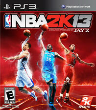 NBA 2K13 For PlayStation 3 PS3 Basketball 8E